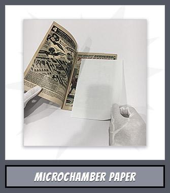 Shop Microchamber Paper