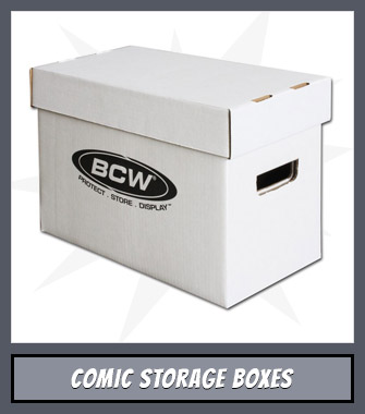 Shop Comic Storage Boxes