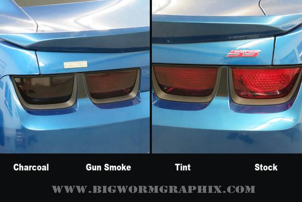2010-13 Camaro Smoked Lens Combination Kit