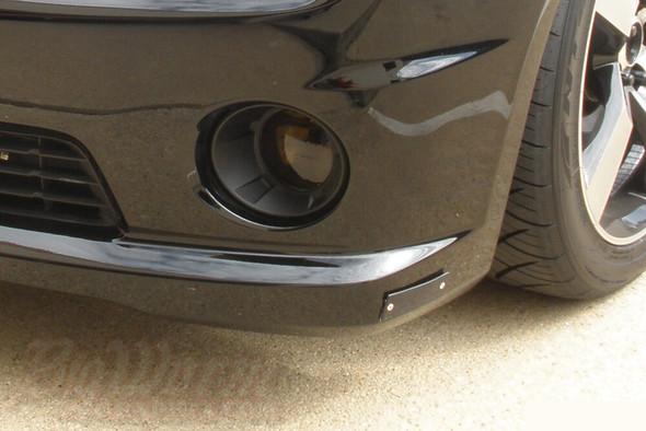 2010-13 Camaro Smoked Fog Lights Overlays