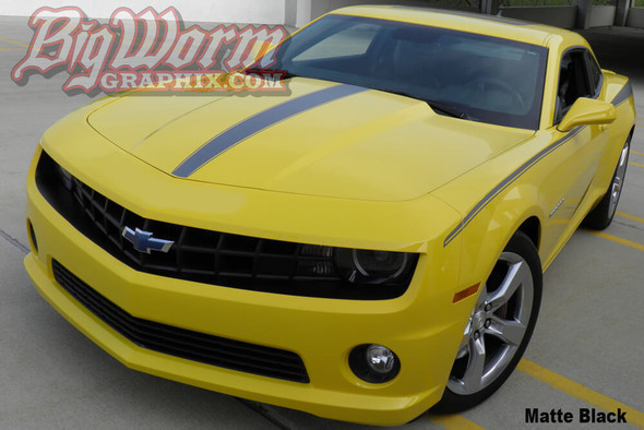 2010-13 Camaro Grill Blackout