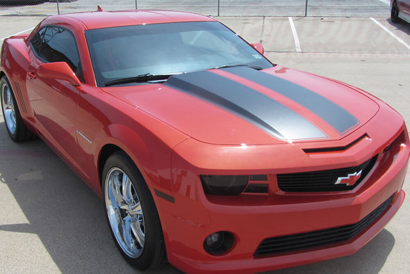 2010-13 Camaro Rally Stripes