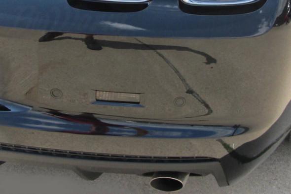 2010-13 Camaro Smoked Reverse Light Overlays Only