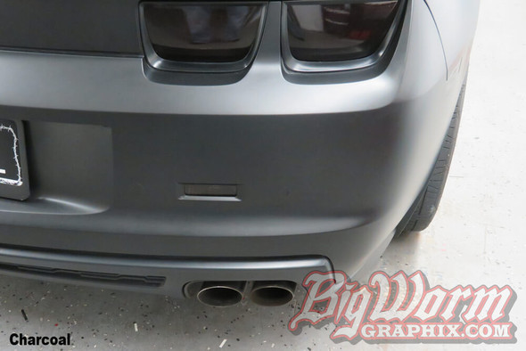 2010-13 Camaro Smoked Reverse Light Overlays Only