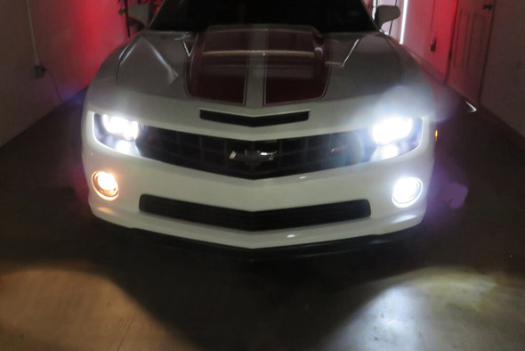 2010-13 Camaro LED Fog Light/DRL Bulbs