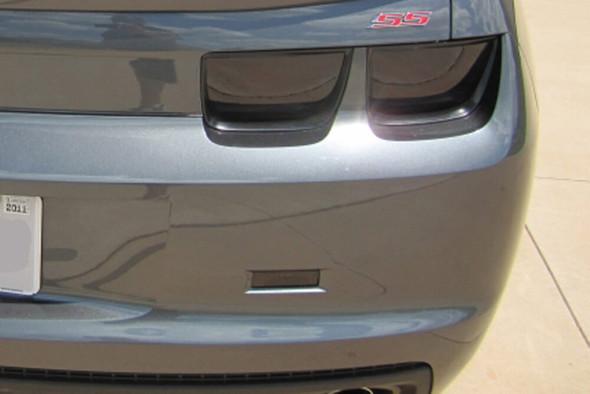 2010-13 Camaro Smoked Tail Lights/ Reverse Overlays