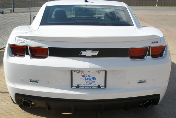2010-13 Camaro Trunk Blackout