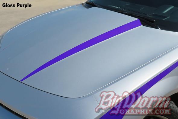 2010-15 Camaro Hood Spears