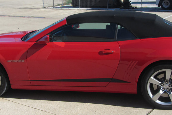 2010-15 Camaro Lower Body Accents
