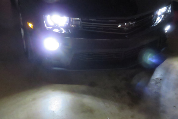 2012-15 Camaro ZL-1 LED DRL bulbs