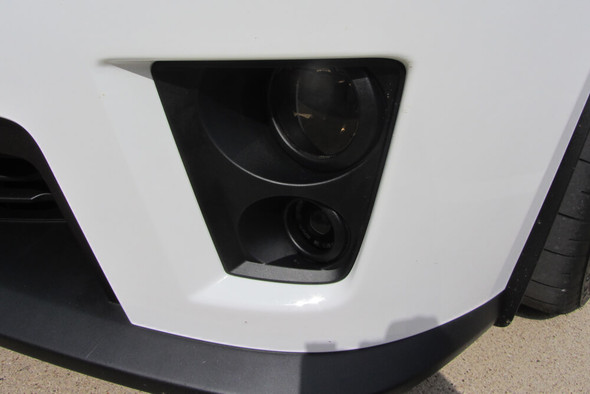 2012-15 Camaro ZL1 DRL Smoked Lens Protection
