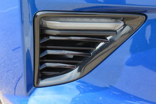 2016-18 Camaro SS Chrome Wrap