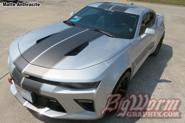 2016-18 Camaro Pinstripe Full Length Stripes