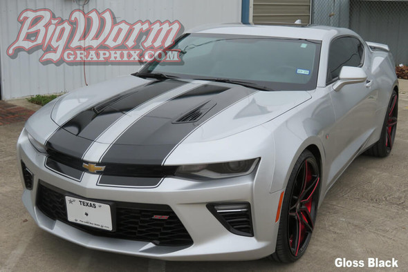 2016-18 Camaro Pinstripe Rally Stripes