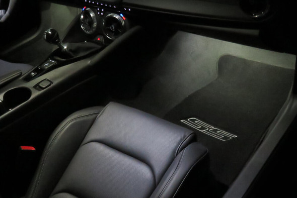 2016-21 Camaro LED Footwell Lighting