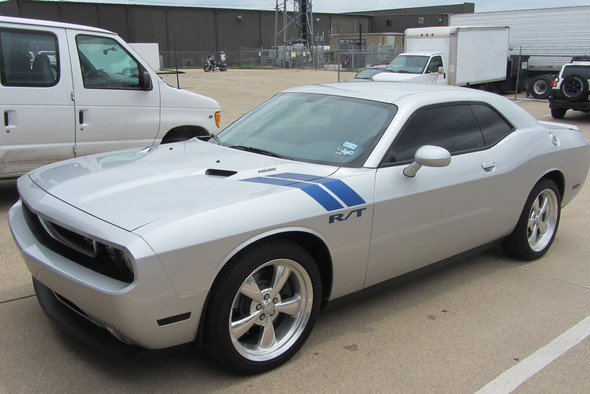 2008-14 Challenger Hash Mark Stripes