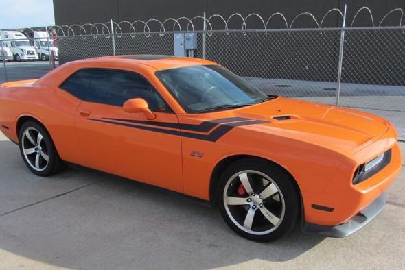 2008-14 Challenger Side Accent Stripes