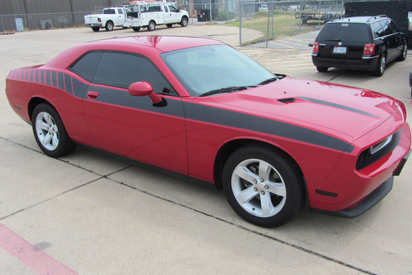 2008-21 Challenger Full Length Side Strobe
