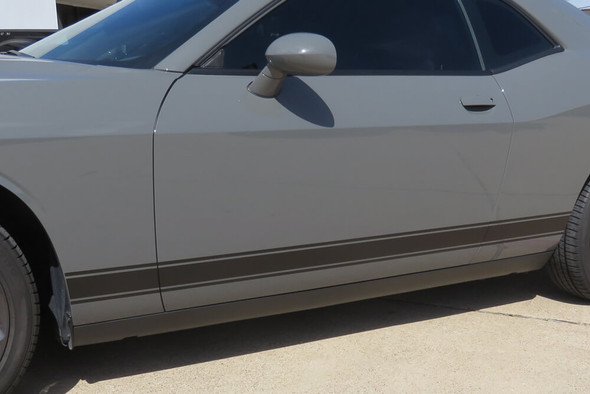 2008-20 Challenger Pinstripe Rocker Stripes