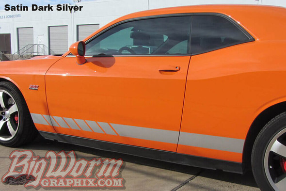 2008-20 Challenger Strobe Rocker Stripes