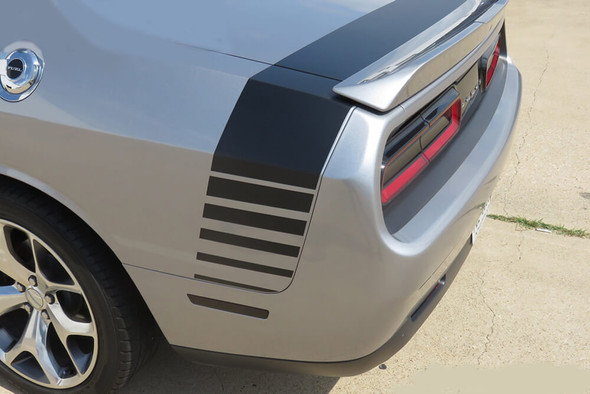 2008-20 Challenger Strobe Tail Stripe