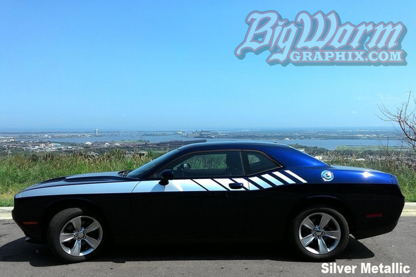 2011-20 Challenger Drag Pak Style Side Stripes