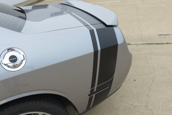 2015-18 Challenger Extended Scat Pack Style Tail Stripe