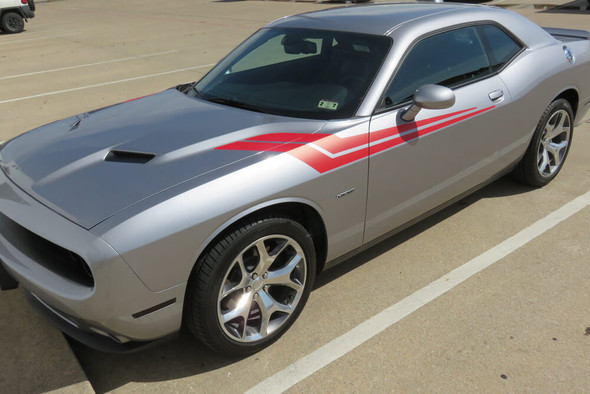 2015-21 Challenger Side Accent Stripes
