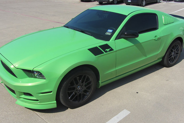 2005-14 Mustang Dual Line Fender Accent Stripes