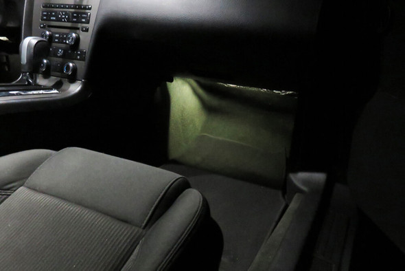 2005-14 Mustang LED Footwell Lighting