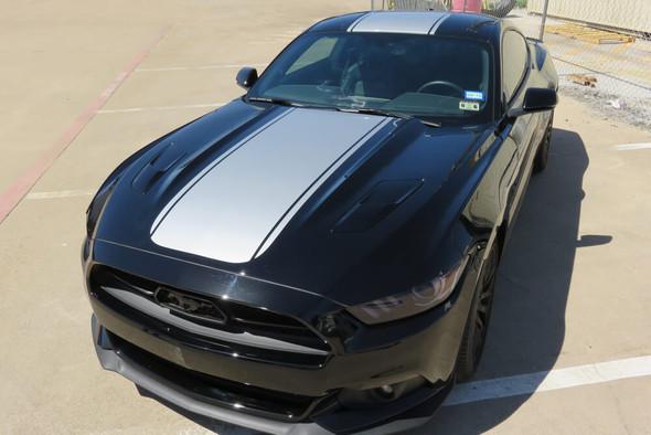 2015-17 Mustang Mohawk Stripe