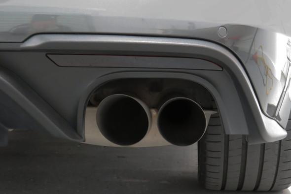2018-21 Mustang Smoked Rear Reflector Overlays
