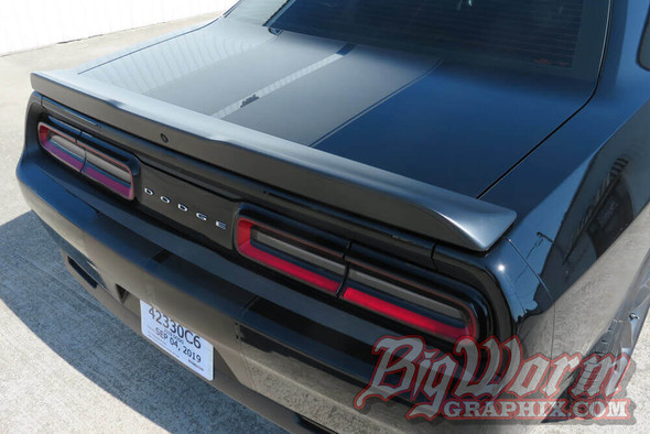 2019-20 Challenger Scat Pack Dual Full Length Stripes