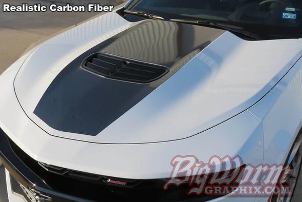 2019-21 Camaro Stinger Hood Stripe