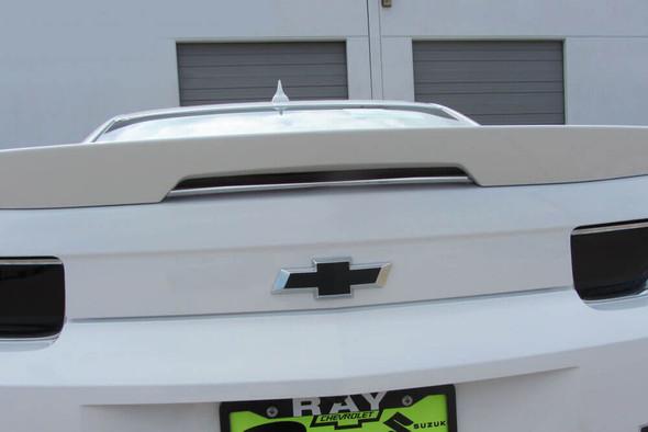 2012-13 Camaro ZL1 Smoked 3rd Brake Light Overlay