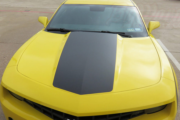 2010-13 Camaro Center Hood Stripe