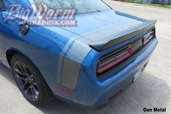 2008-20 Challenger Scat Pack Style Tail Stripe