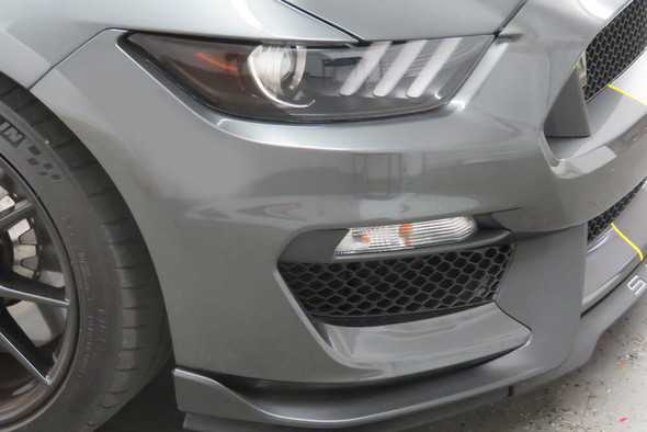 2015-21 GT350/GT500 Front Reflector Overlays