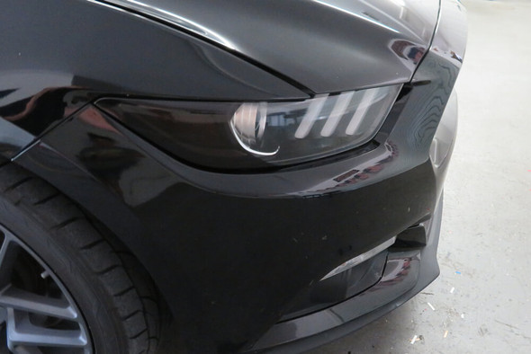 2015-17 Mustang Front Reflector Overlays