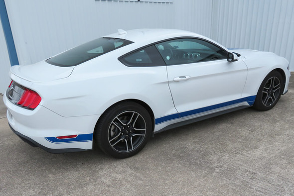 2015-20 Mustang Mach Style Rocker Stripes