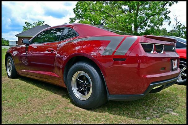 2010-15 Camaro COPO Style Quarter Spears