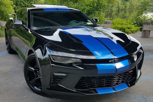 2016-18 Camaro Dual Full Length Stripes