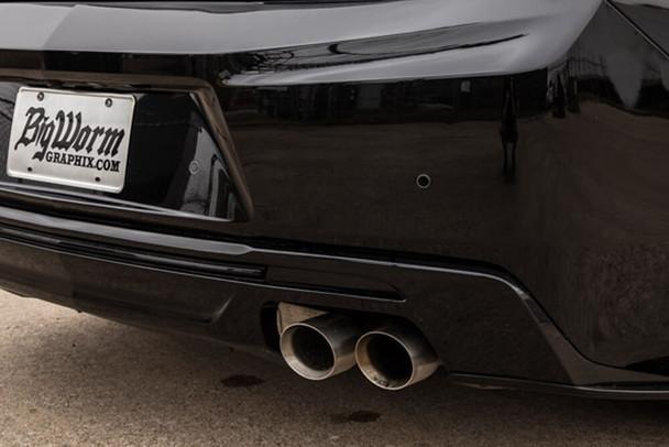 2016-21 Camaro Smoked Rear Reflector Overlays