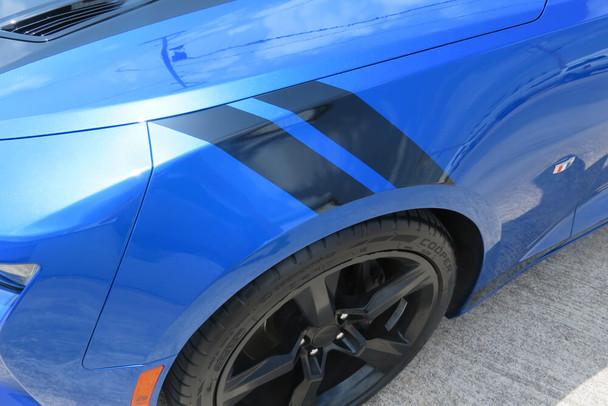 2016-21 Camaro Dual Hash Marks