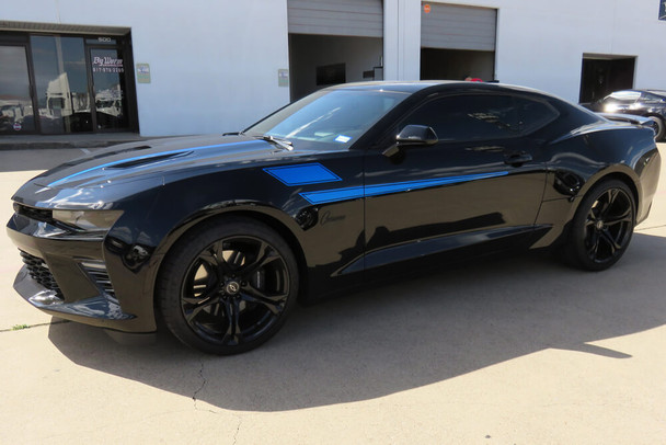 2016-21 Camaro Track Stripes