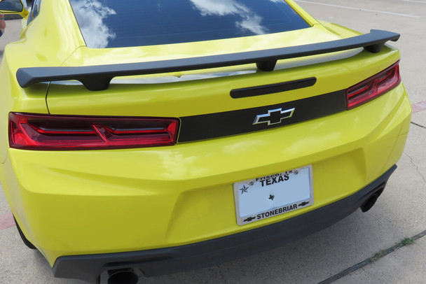 2016-20 Camaro Trunk Blackout