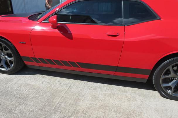 2008-21 Challenger Strobe Rocker Stripes