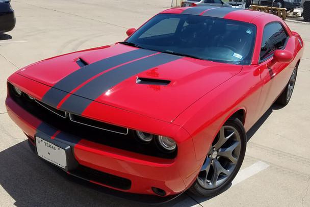 2015-18 Challenger Dual Full Length Stripes