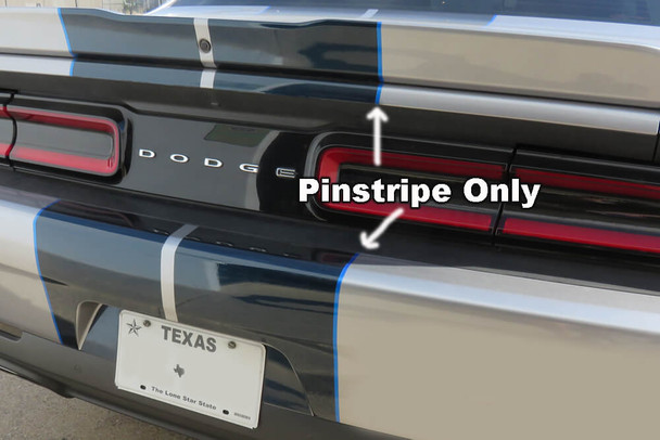 2008-21 Challenger Pinstripe for Big Worm Kits