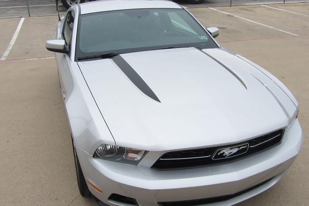 2010-12 Mustang Hood Spears